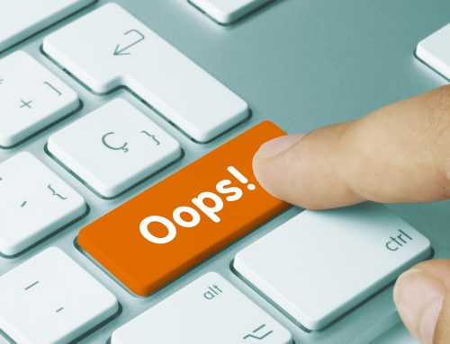 The Myth of User Error